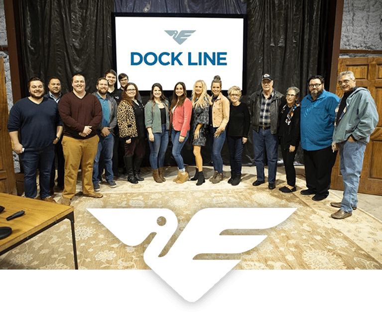 The Dock Line and Voixly team -min